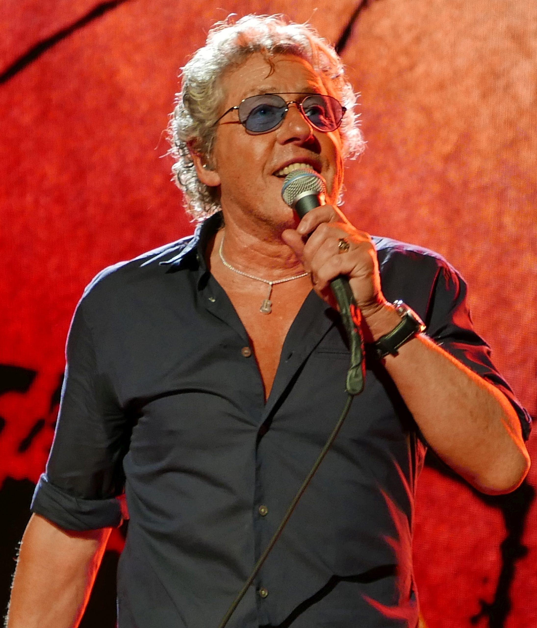 The Who's Roger Daltrey Coming to CMAC in June