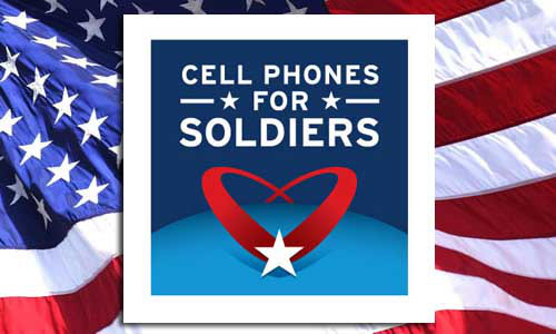"Seneca Meadows Teams With ""Cell Phones For Soldiers"