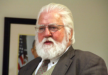 Fagan Elected Schuyler Legislature Chairman