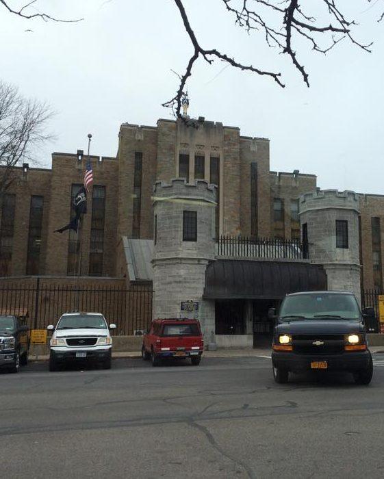 Auburn Correctional Facility Went into Lockdown