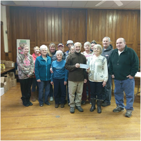 Dundee Winter Concert Raises Funds for Dundee Food Pantry