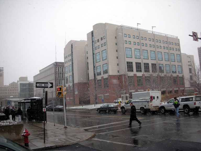 """Onondaga Co. Justice Center Ranked in Top 5 of """"Worst Local NY Jails"""""""