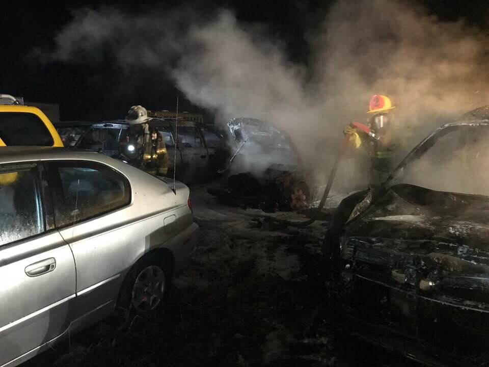 Auburn Woman Charged in Accident that Resulted in Multiple Car Fires