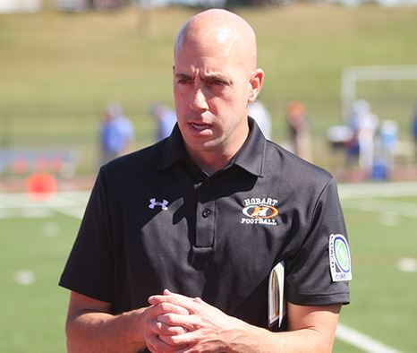 Waterloo Native Tapped to Lead Hobart Football