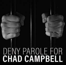 Helming: Keep Murderer Behind Bars
