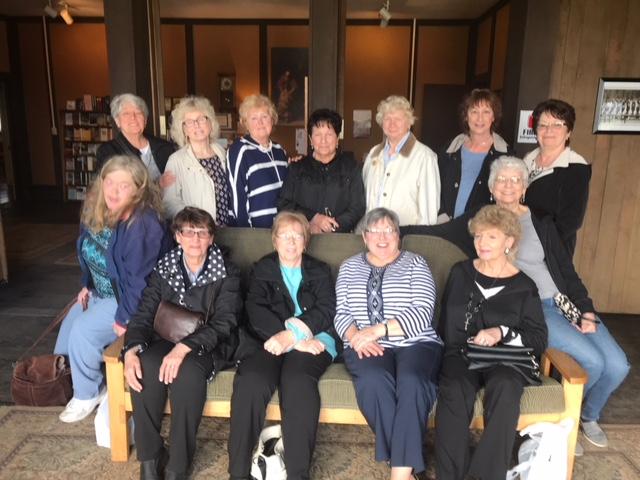 Catholic Daughters Attend Retreat