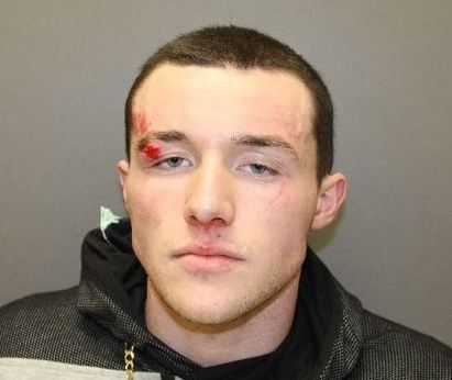 Parole Violator Leads Police on Foot Chase