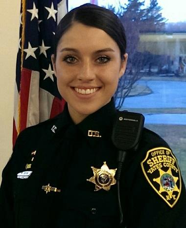 Yates County Deputy Graduates Police Academy