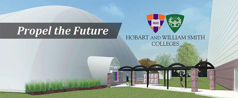 HWS to Build Indoor Turf Field