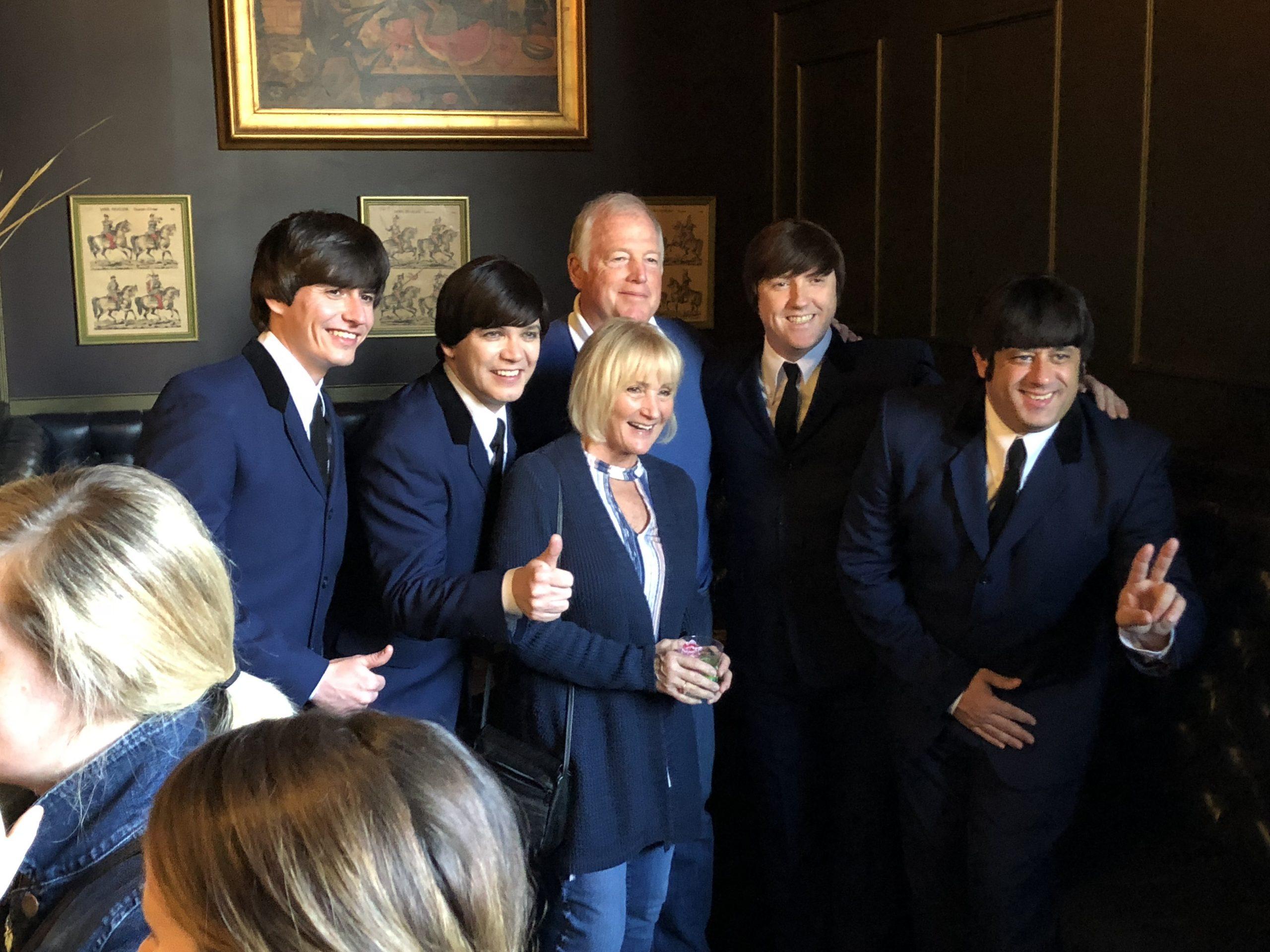 Meet The Mersey Beatles