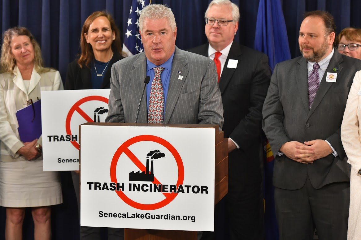 Kolb Joins Opposition To Incinerator