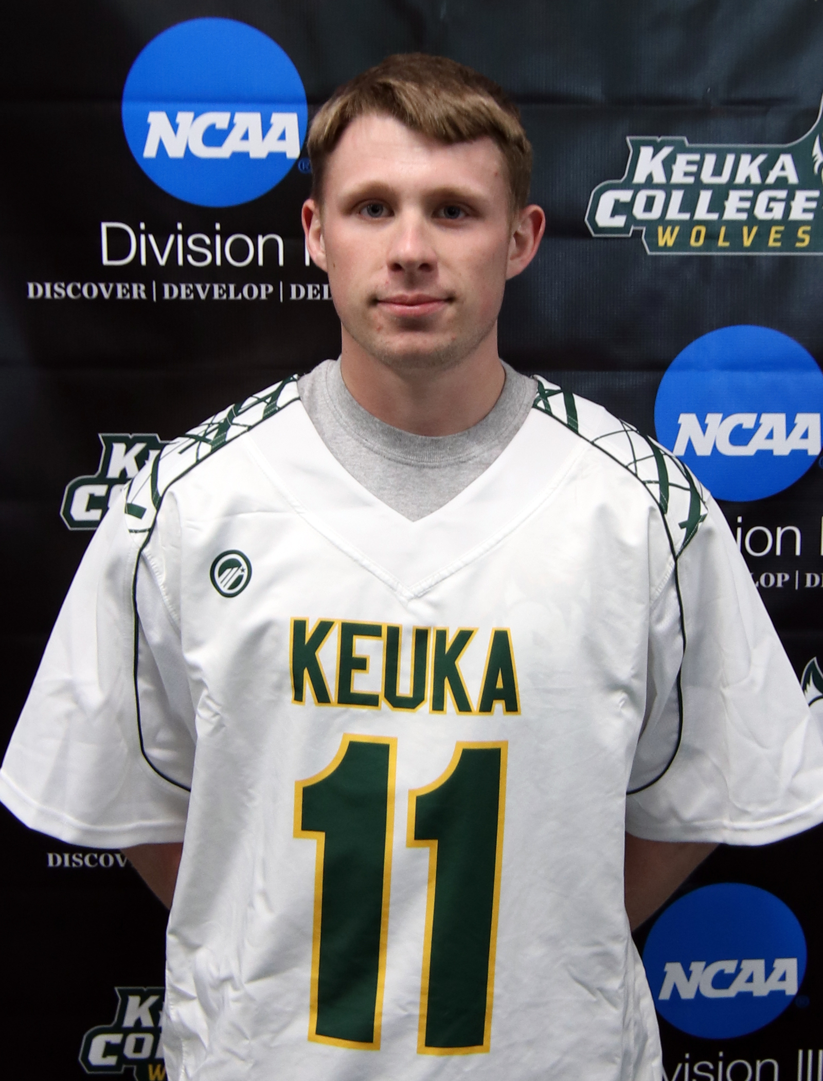 Keuka's Pallone Named NEAC Lax Defensive Player of the Year