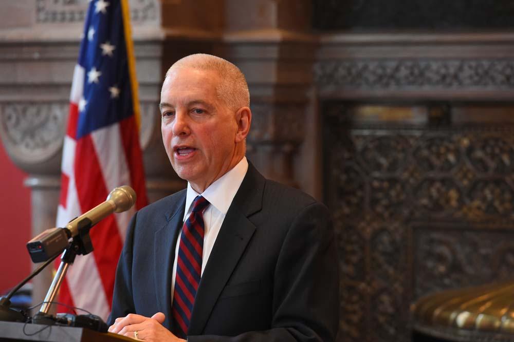 Assemblyman Bob Oaks Won't Seek Re-Election