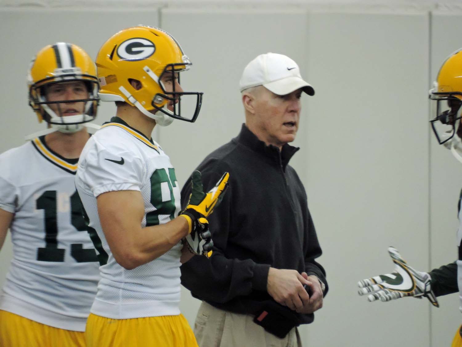 Packers looking for running back depth