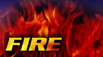 Cause Of Fire Death Determined