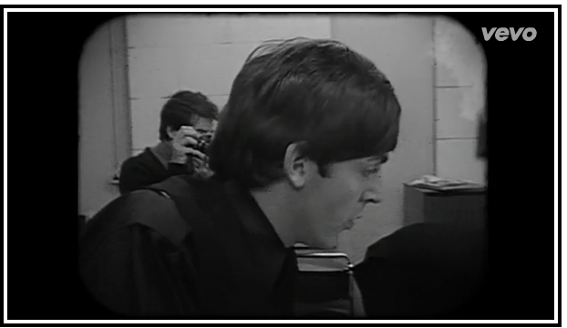 Beatles Release Video Clip for 'Words of Love'