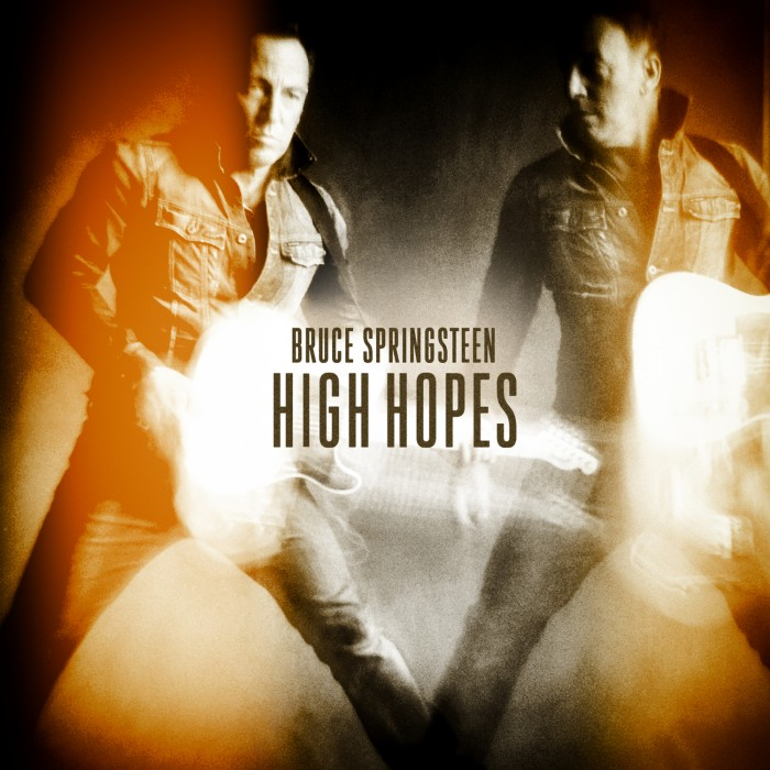 "Springsteen nabs his tenth U.K. No. 1 with ""High Hopes"""