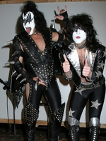 Tell KISS how to celebrate their 40th anniversary