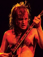 Original AC/DC Singer Recalls First Shows 40 Years Ago