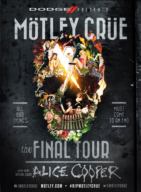 Tommy Lee wants 'happy funeral' for Motley Crue