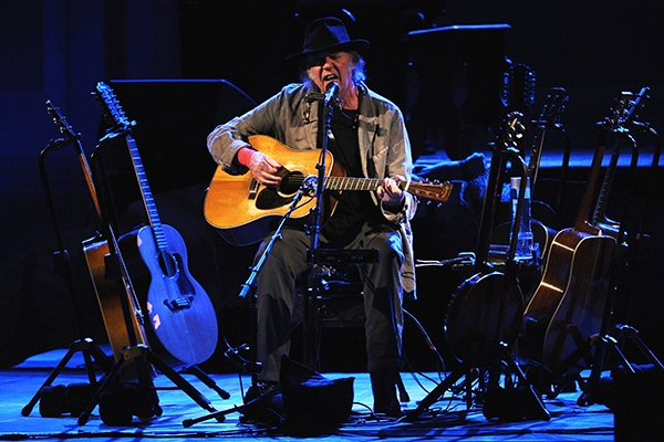 Neil Young's 'A Letter Home' coming out in CD and deluxe form in May