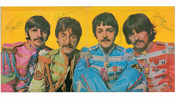 Surviving Beatles members to perform together at Beatles tribute show