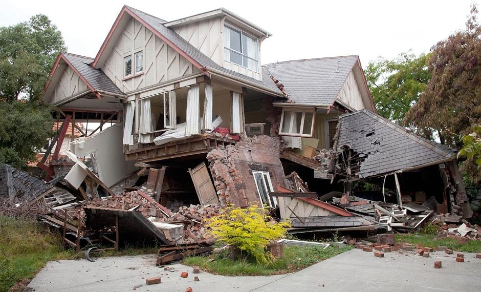 Earthquake; Are You Prepared?