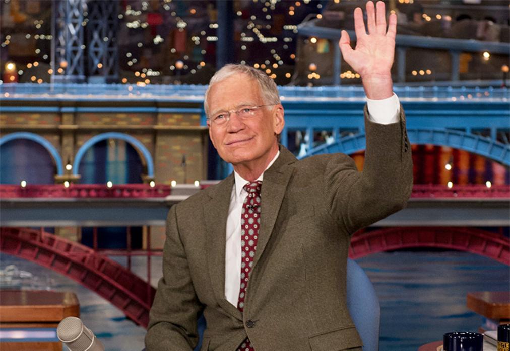 Letterman departure date official