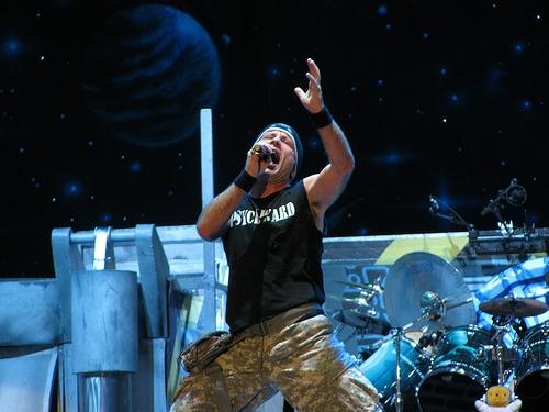 Iron Maiden Singer Battles Tongue Cancer
