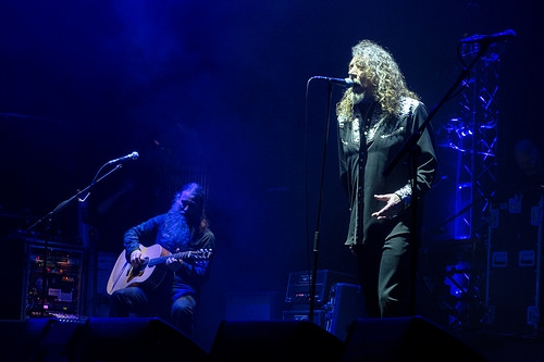 Robert Plant To Release Special Vinyl For Record Store Day