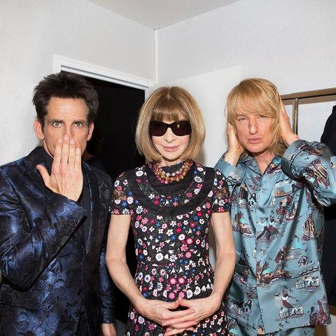 Zoolander & Hansel. They're back baby!