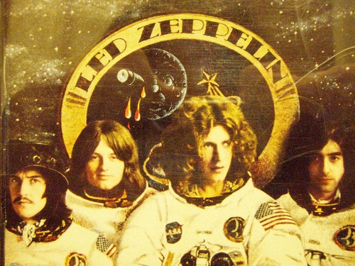 Led Zeppelin Concert Film Coming To Theatres