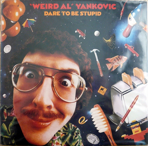 13 year old girl with autism gives Weird Al a run for his money.....