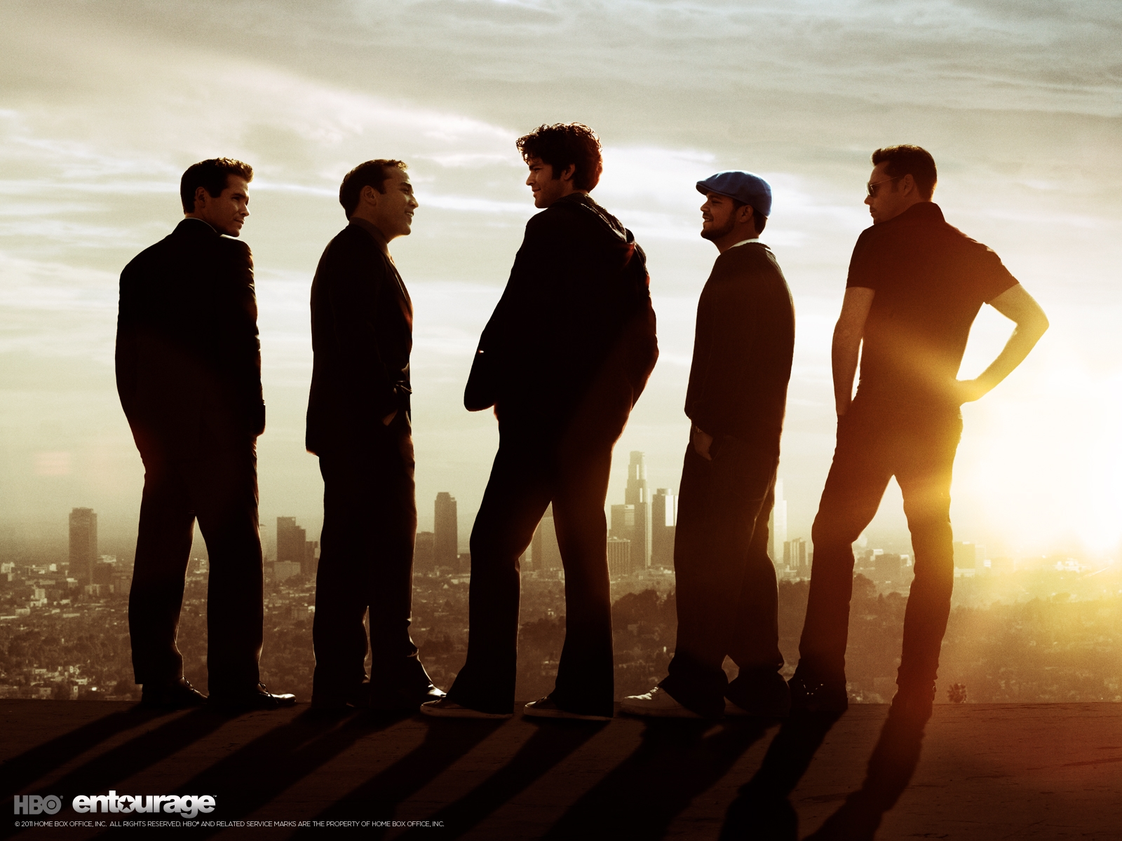 The Entourage Movie has an official trailer!