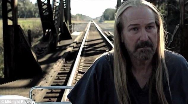 "startling video surfaces on tragic ""midnight rider"" film set"