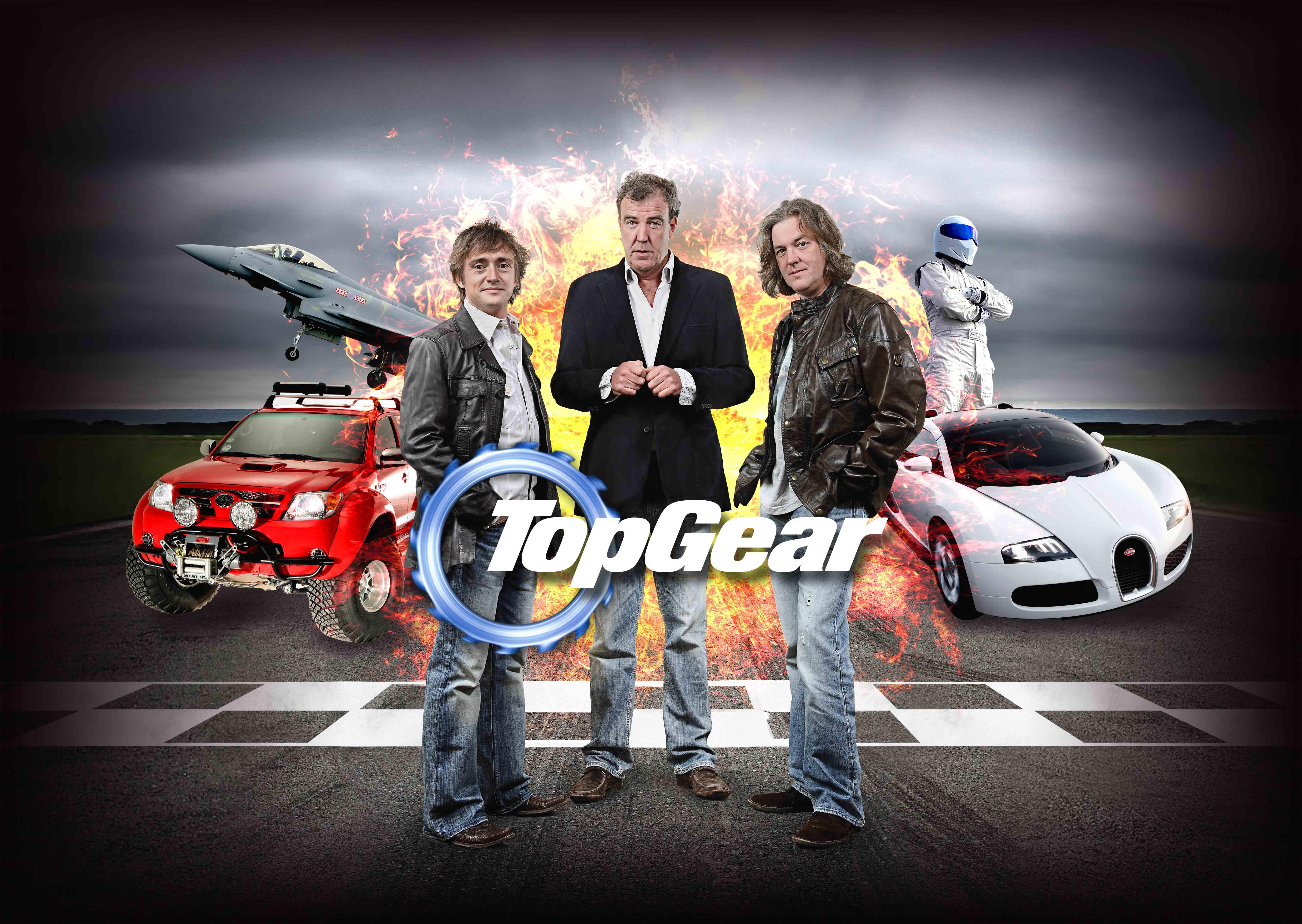 """Jeremy Clarkson, host of """"Top Gear""""  FIRED"""