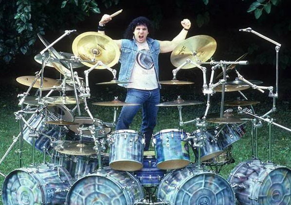 Twisted Sister Drummer Dies