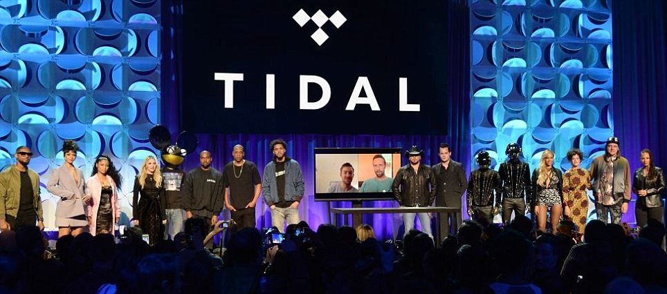 music's biggest stars launch new Tidal streaming service