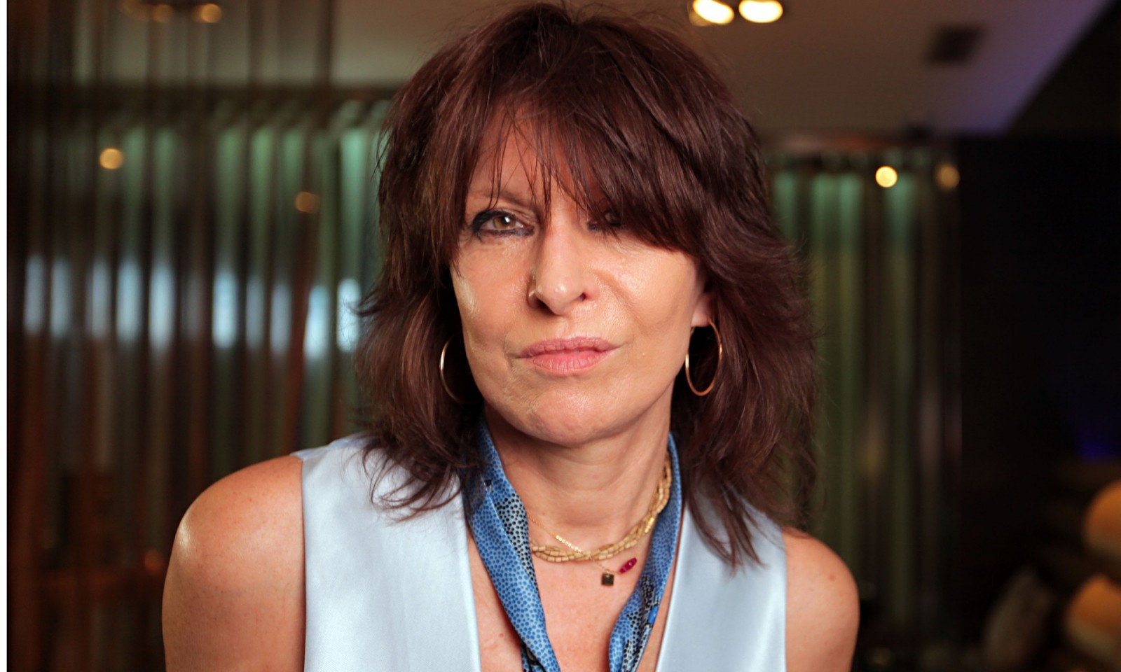 Chrissie Hynde Writing Memoirs and Planning A Reunion