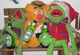 Muppets or drunk guys at an Irish pub?