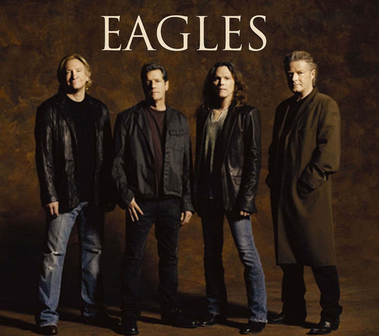 EAGLES extend tour into U.S. spring,summer