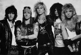 Early Guns N' Roses Shows Out On CD Next Month