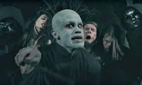 "Dark Lord Funk - Harry Potter Parody of ""Uptown Funk"""