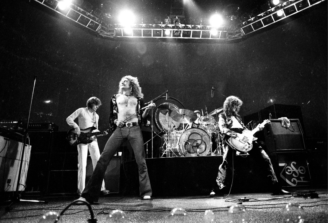 Special one night only Led Zeppelin movie screening march 30
