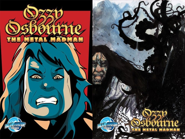 Ozzy Gets His Own Comic Book