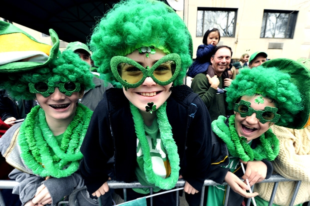 St. Patrick's Day Parade Vancouver (March 15)
