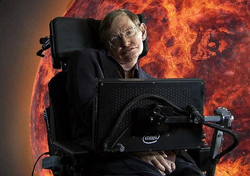 Stephen Hawking sings Monty Python's 'Galaxy Song'