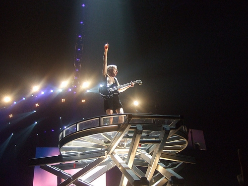 AC/DC Plays First North American Show in 5 Years