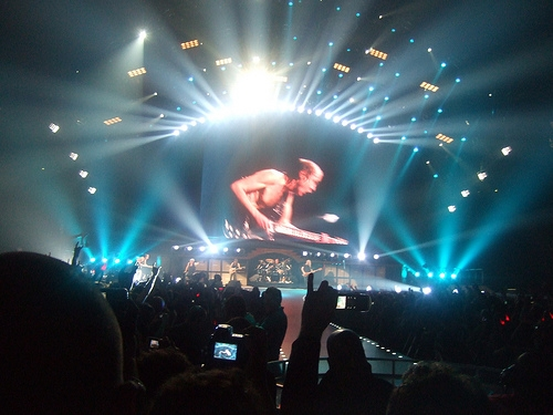 ACDC with Axl Rose in Spain 050716