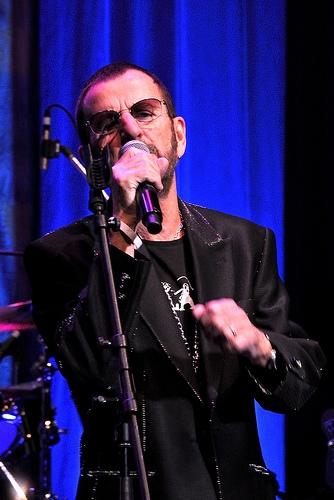 Ringo Finally Enters the Hall